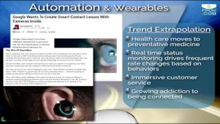 How Wearables Will Change Health Care