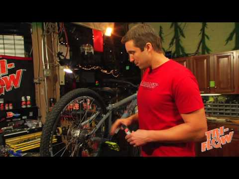 Tri-Flow Dry Lube How To Video with Jeff Lenosky