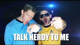 """Talk Nerdy To Me   Jason Derulo """"Talk Dirty"""" Parody"""