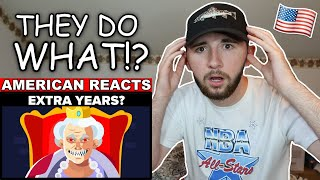 American Reacts to How Do Royals Live So Long *SHOCKING*