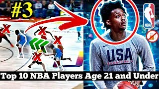 Ranking the Top 10 NBA Players Age 21 and Under