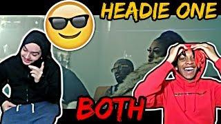 BIG TUNE 🔊🔥   HEADIE ONE   BOTH (REACTION)