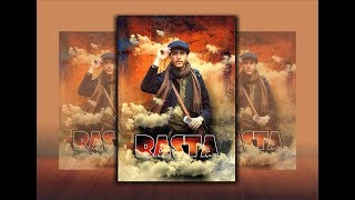 HOW TO MAKE MOVIE POSTER DESIGN WITH TEXTURE BACKGROUNDS IN CORELDRAW