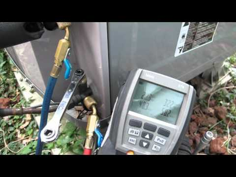 HVAC - Are my Compressor valves bad?