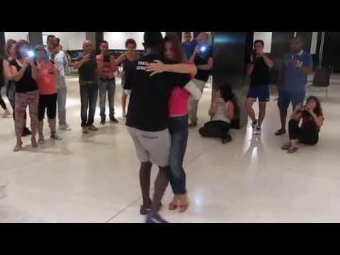 Tomas Keita & Filipa Castanhas Málaga AFROFESTIVAL COSTA DEL SOL