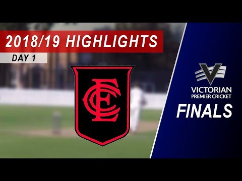 2018/19 Semi Final vs Essendon 2nd XI: Day 2 Highlights