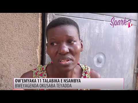 Ow'emyaka 11 amaze ennaku 5 ng'abuzze yeralikirizza bazadde be