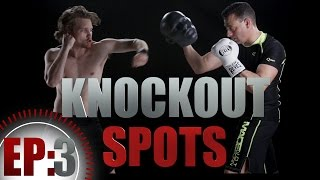 How to Throw a Knockout Punch: 3 KO Spots on the Head