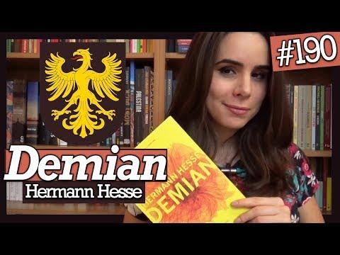 DEMIAN, DE HERMANN HESSE (inclui O médico e o monstro) #190