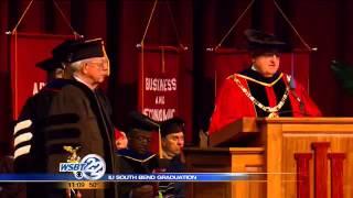 IU South Bend Graduation