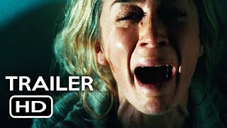 A Quiet Place Official Trailer #1 (2018) Emily Blunt, John Krasinski Horror Movie HD - Video Youtube
