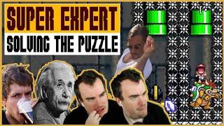 Five million IQ puzzle master - 100 Mario Super Expert
