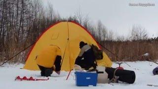 Зимняя палатка для рыбалки холидей