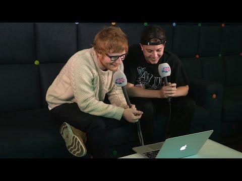 Ed Sheeran Calls Roman's Mum To Apologise For 'That' Tattoo