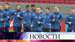 Решающий матч для нашей сборной наКубке конфедераций FIFA: Россия против Мексики.