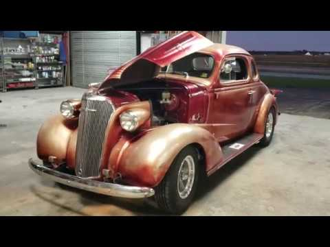 1937 Chevy Coupe San Angelo