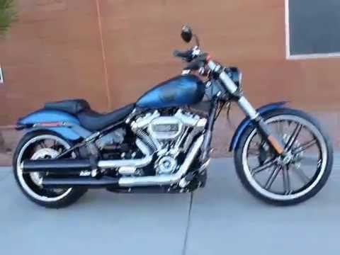 2018 Harley-Davidson 115th Anniversary Breakout®114 in Kingman, Arizona