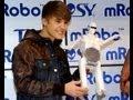 Vidéos de Justin au CES à Las Vegas