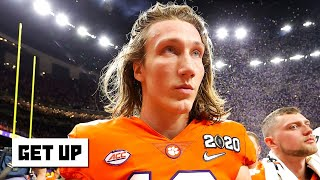 What went wrong for Trevor Lawrence against LSU in the CFP National Championship game? | Get Up