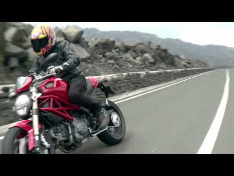 Ducati Monster 1100 Evo all Action with TOR
