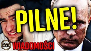 Rosja ATAKUJE Europę! Biden ZABLOKOWAŁ PLAN Putina