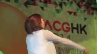 """藍井艾露 @HKACG """"AURORA"""""""