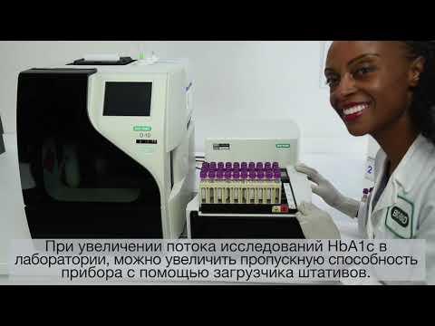 Анализатор D-10-для точной диагностики и мониторинга сахарного диабета!