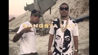 Chris Brown feat French Montana   Gangsta Way CDQ