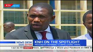 KMPDU officials demand probe into harassment allegations at KNH