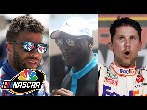NASCAR America: What will Michael Jordan's involvement mean for the sport? | Motorsports on NBC