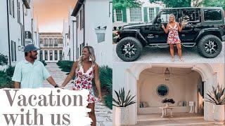 VACATION WITH ME | DESTIN FLORIDA | 30A | Alys Beach