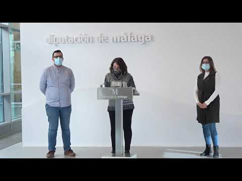 Rueda de prensa Adelante Málaga