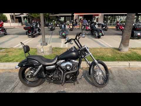 2013 Harley-Davidson Dyna Wide Glide at Quaid Harley-Davidson, Loma Linda, CA 92354