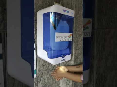 Automatic Sanitizer Dispenser Machine