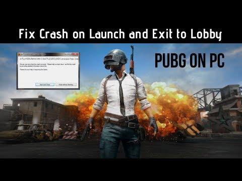 PUBG Won't Launch? :: PLAYERUNKNOWN'S BATTLEGROUNDS General