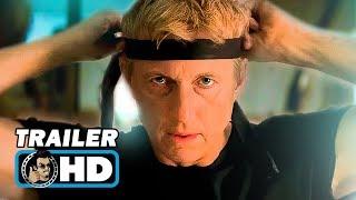 COBRA KAI Season 2 Trailer #1 (2019) Karate Kid YouTube Premium Series HD