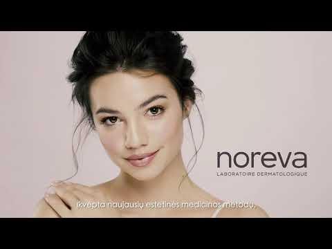 NOREVA naktinis kremas nuo odos senėjimo ir pigmentinių dėmių IKLEN+ PURE-C-REVERSE, 50 ml