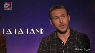 Ryan Gosling & Emma Stone Interview La La Land