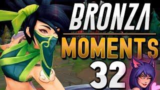 FELIZ VERANO | BRONZA MOMENTS (Capitulo 32) League of Legends