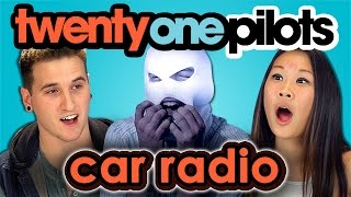 TWENTY ONE PILOTS - Car Radio (REACT: Lyric Breakdown)