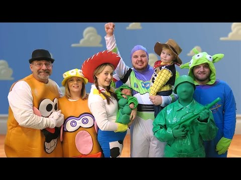 TOY STORY HALLOWEEN SPECIAL - Daily Bumps Halloween Special 2015 2e980770777