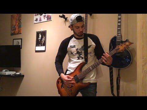 Mark Morton - Sworn Apart ft.  Jacoby Shaddix   GUITAR COVER