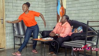 Customer care at its best👌🏿. Kansiime Anne comedy. Quarantine edition