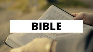 Why is the Bible so important?
