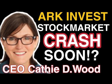ARK INVEST CEO CATHIE WOOD, STOCK MARKET CRASH SOON? IMPORTANT STOCK MARKET ANALYSIS, PART 1