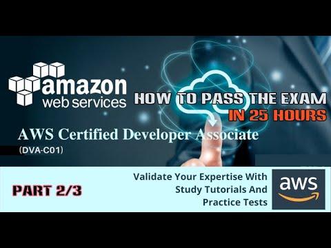 #2 How to Pass Certification Exam DVA C01 AWS Certified ...