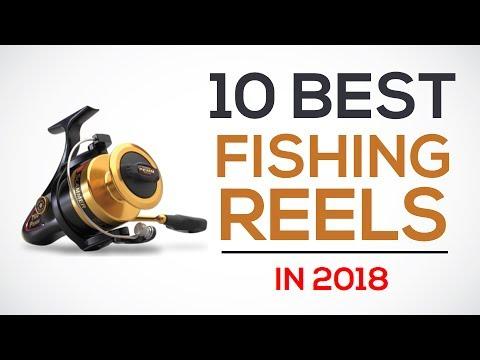 10 Best Fishing Reels In 2018 Reviews | Don't Miss Latest Reels