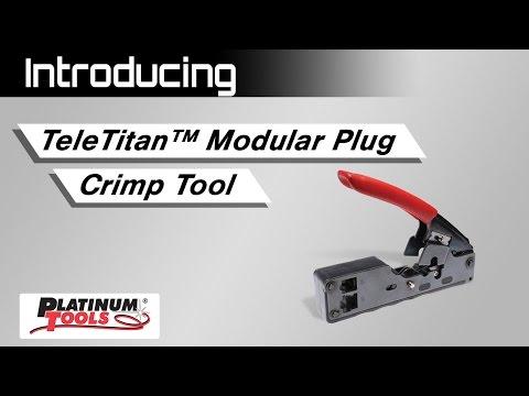 TeleTitan Mod Crimp Tool
