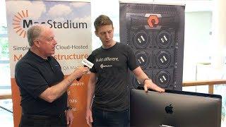 MacVoices #18148: WWDC/AltConf - MacStadium Goes Pro with New iMac Pro Rack Mounts