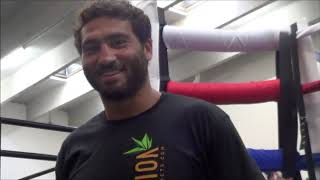 Ahmed Elbiali HONESTLY REFLECTS On Jean Pascal Loss & Rich Kids Boxing
